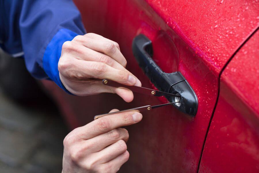 Schlüsseldienst Gänsheide Autoöffnung
